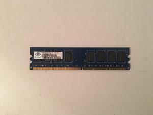 Ram memorija Nanya 2GB DDR2 800MHz
