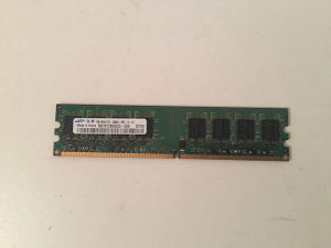 Ram memorija Samsung 1gb ddr2 667 MHz
