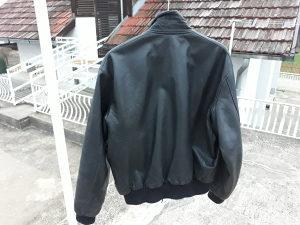 Kozna jakna bokserica