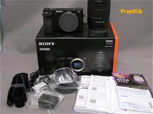 Sony a6500 (NOVO)