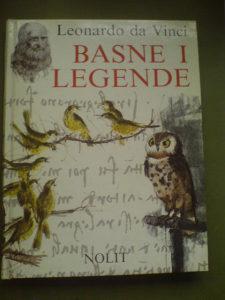 Leonardo da Vinči: Basne i legende