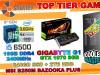 TOP TIER GAMING PC GIGABYTE G1 8GB i5 6th Gen