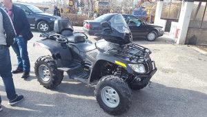 ATV QUAD 400 ccm