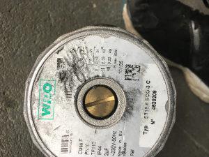 Pumpa za centralno grijanje WILO 14