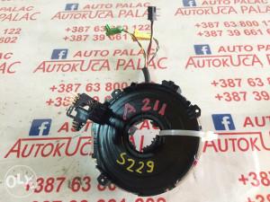 SENZOR KUTA VOLANA Mercedes W211 A1714640518 S229