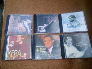 Cd muzika