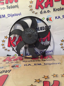 Ventilator hladnjaka golf 5 2.0 TDI KA EM