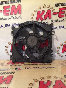 Ventilator hladnjaka renault modus 1.5 DCI KA EM