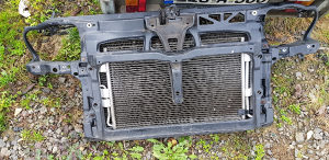 Vezni lim, hladnjaci, ventilator VW Bora 1.9 TDI