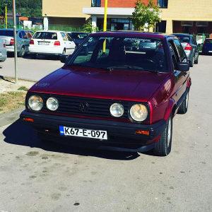 Volkswagen Golf 2 (1985.)