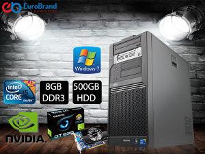 RAČUNAR i5-650 8GB DDR3 Nvidia GT630 2GB