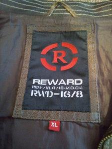 Muska kozna jakna REWARD
