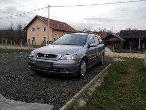 Opel astra G motor 1.7 55kv