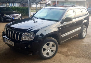 2005 Jeep Grand Cherokee 5.7 Hemi 326ks Quadra drive ll