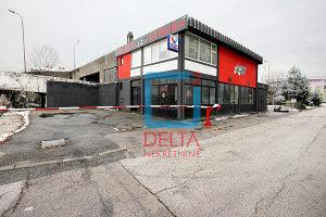 Poslovni objekat 250m2 sa parkingom i garažom, Dobrinja