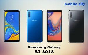 SAMSUNG GALAXY A7 2018 *NOVO* *DUOS*