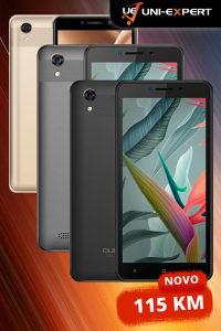 Oukitel Smartphone C10 Black/Gold/Gray