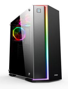 Metropolis RGB GTX1060 6GB Gamer: Ryzen 1600X 12x3.6-4.0GHz