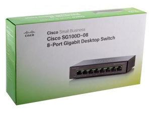 Cisco SF100D-8, Switch