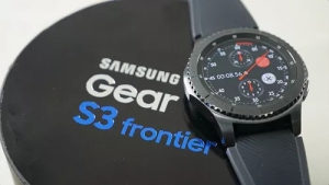 Samsung S3 frontier Smartwatch