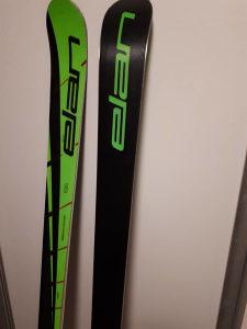 Skije Elan GSX 195cm