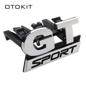 GT SPORT znak za masku / grill / Dostava besplatna