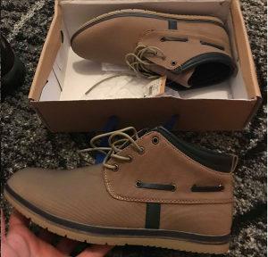 Cipele Muske 43 broj novo Original tene cizme
