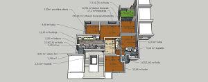 Prodajem trosobni stan - Mostar centar