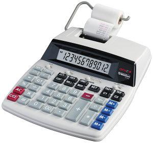 GENIE Kalkulator sa stampom - Digitron