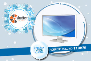 "WINTER SALE - Acer 24"" FULL HD MONITOR"