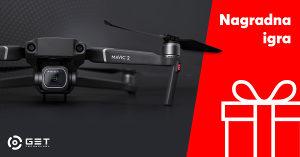 Dron DJI Mavic 2 Zoom - 5 KOM NA LAGERU