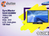 Samsung S24C650MW - LED monitor - 24
