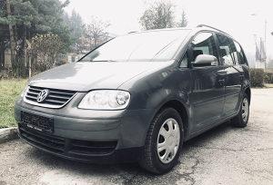 VW TOURAN 2.0 TDI-103KW-140KS-6BRZINA-MODEL2005