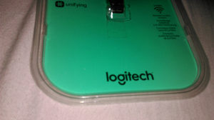 Logitech receiver 2.4ghz
