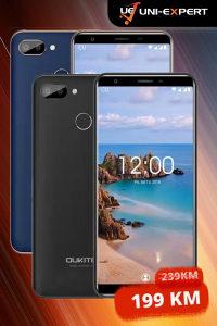 Oukitel Smartphone C11 Pro Blue/Black