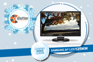 "WINTER SALE - Samsung 2494HM FULL HD 24"" HDMI"