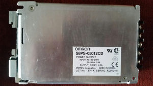 OMRON-POWER SUPPLY-S8PS-05012 CD
