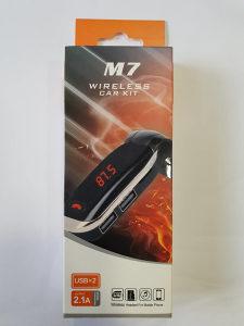 Bluetooth FM transmitter M7
