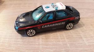 Autić Alfa Romeo 156 Carabinieri Burago