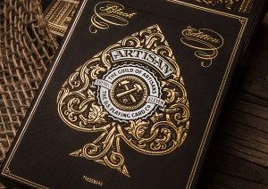 ARTISAN - premium deluxe špil karata