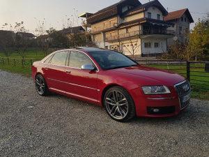 Audi a8 s8 v10 5.2 fsi
