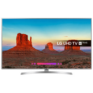 """Smart 4K LED TV 50"""", UltraHD, DVB-T2/C/S2, WebOS 4.0"""